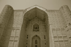 Mesquita antiga envelhecida Foto de Stock