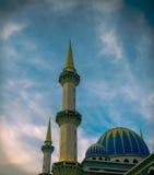 A mesquita azul Fotografia de Stock