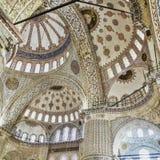 Mesquita azul Fotografia de Stock Royalty Free