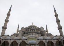 A mesquita azul Imagens de Stock