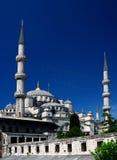 Mesquita azul, Istambul fotos de stock