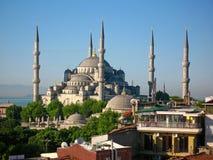 Mesquita azul Istambul Foto de Stock Royalty Free