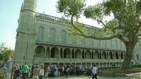 Mesquita azul Istambul Imagem de Stock
