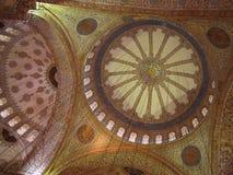 A mesquita azul, Istambul Foto de Stock Royalty Free