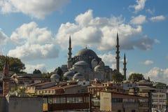 Mesquita azul Istambul fotografia de stock royalty free