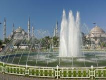 Mesquita azul, Istambul, Turquia fotos de stock