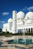 Mesquita branca Imagem de Stock Royalty Free