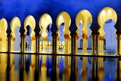 Mesquita branca Imagem de Stock