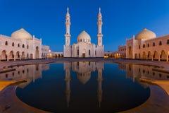 Mesquita branca no Bolgar, Tartaristão, Rússia fotos de stock royalty free