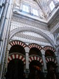 Mesquita-Catedral de Córdova Foto de Stock