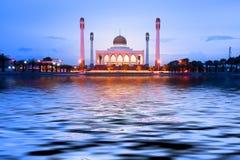 Mesquita central imagens de stock