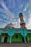 Mesquita central em Bishkek Fotografia de Stock Royalty Free