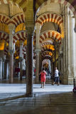 Mesquita, Cordoba, Spain Stock Images