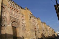 mesquita cordoby Zdjęcie Royalty Free