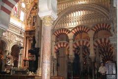 mesquita cordoby Obraz Stock