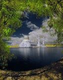 Mesquita da cidade de Kota Kinabalu Imagem de Stock Royalty Free