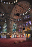 A mesquita de Ahmed da sultão - mesquita azul de Istambul Imagem de Stock