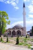 Mesquita de Arasta, Skopje Imagens de Stock