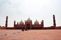Mesquita de Badshahi Imagem de Stock