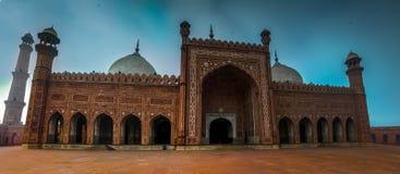 Mesquita de Badshahi Fotos de Stock Royalty Free