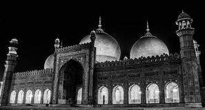 Mesquita de Badshahi, Lahore Imagem de Stock Royalty Free