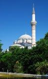 Mesquita de Bayezid em Istambul Foto de Stock