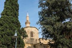 Mesquita de Bedestan e de Selimiye, Nicosia, Chipre Fotos de Stock