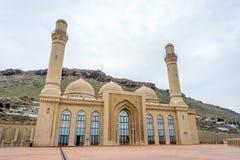 Mesquita de Bibi Heybat, Baku foto de stock royalty free