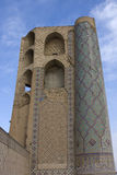 Mesquita de Bibi Khanum, Samarkand, Usbequistão Imagem de Stock