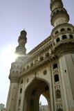 Mesquita de Charminar, hyderabad Imagem de Stock Royalty Free