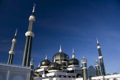 Mesquita de cristal Imagem de Stock Royalty Free