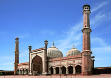 Mesquita de Deli Foto de Stock