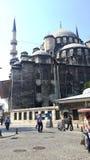 Mesquita de Eminonu em Istambul Fotografia de Stock Royalty Free