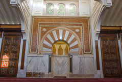 Mesquita de Granada fotografia de stock