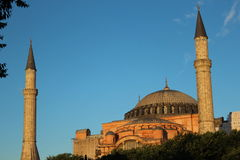 Mesquita de Hagia Sophia Imagem de Stock Royalty Free