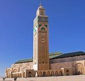 Mesquita de Hassan II em Casablanca Imagem de Stock