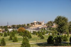 Mesquita de Hazrat Khizr Fotografia de Stock Royalty Free