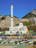 Mesquita de Ibrahim-al-Ibrahim Imagens de Stock Royalty Free