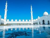 Mesquita de Jumeirah fotos de stock royalty free