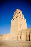 Mesquita de Kairouan Fotos de Stock Royalty Free