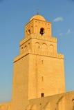 Mesquita de Kairouan Fotografia de Stock