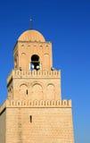 Mesquita de Kairouan Imagem de Stock