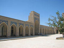 Mesquita de Kalyan em Bukhara Imagens de Stock