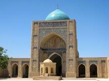 Mesquita de Kalyan em Bukhara Fotografia de Stock Royalty Free