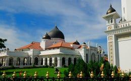 Mesquita de Kapitan Keling imagens de stock royalty free