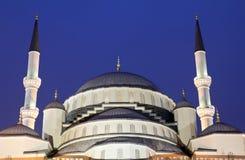 Mesquita de Kocatepe Imagem de Stock
