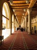 Mesquita de Kufa imagem de stock