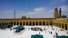 Mesquita de Kufa imagens de stock royalty free