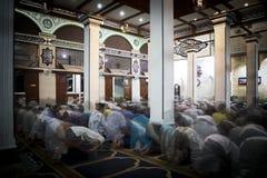 Mesquita de Luar Batang Imagem de Stock Royalty Free