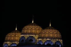 Mesquita de Muscat Fotografia de Stock